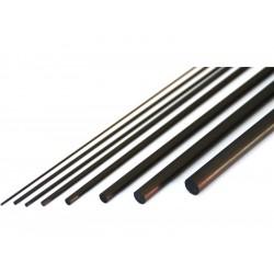 Uhlíková tyčka 5.0mm (1m)