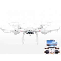 DRON MJX X101 + C4010 SYMA X8 KILLER !!!