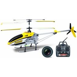 MJX MJX RC vrtulník T 640 žlutý RTF 3 ch