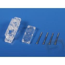 5428 Krabička serva HS-45/5045(horní a spodní část)