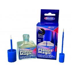Plastic Magic netoxické bezbarvé lepidlo na plasty 40ml