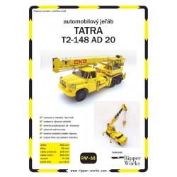 Tatra T2-148 AD 20