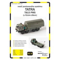 Tatra 815 PMS (řiční díl)
