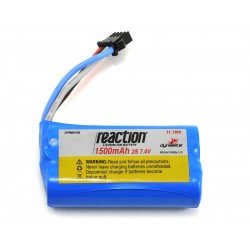 React: LiIon 1500mAh 7.4V
