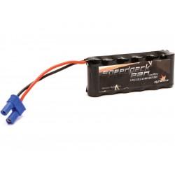 Baterie NiMH 7.2V 220mAh 1/2AAA 6C