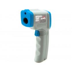 Infrateploměr s laserovým zaměřovačem