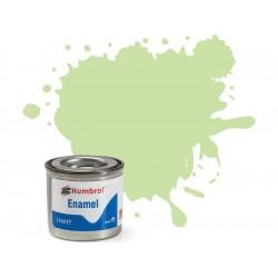 Humbrol emailová barva 36 pastelová zelená matná 14ml