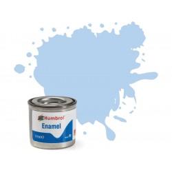 Humbrol emailová barva 44 pastelová modrá matná 14ml