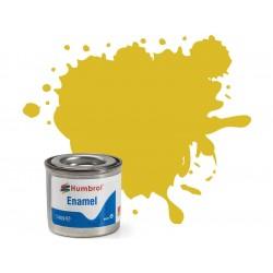 Humbrol emailová barva 168 konopná polomatná 14ml