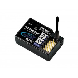 Futaba přijímač 4k R334SBS-E 2.4GHz T-FHSS