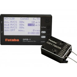 Futaba přijímač CGY760R 2.4GHz FASSTest/T-FHSS, GPB-1