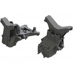 Arrma AR320399 Držák převodovky přední/zadní, držák tlumičů