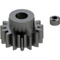 Arrma AR310476 Pastorek ocel 15T 1M na hřídel 5mm