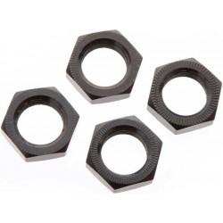 Arrma AR310449 Matice kola 17mm černá hlíník (4)