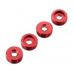 Arrma AR330196 Vložka matice hliník (4)