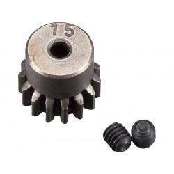Axial AX30726 Pastorek ocel 15T 32DP na hřídel 3mm