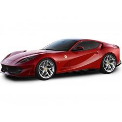 Bburago Signature Ferrari 812 Superfast 1:43 červená