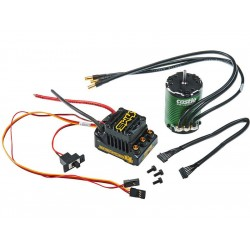 Castle motor 1406 7700ot/V senzored, reg. Sidewinder 4