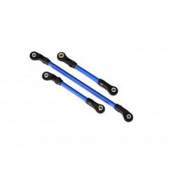 TRX-4: Sada ojniček řízení pro 8140X (modrá)