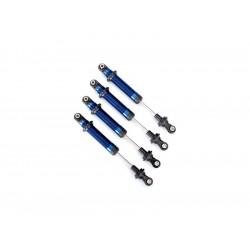 Traxxas tlumič GTS modrý (Long Arm Lift Kit) (4)