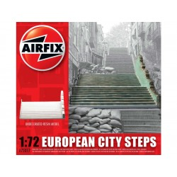 Airfix European City Steps (1:72)