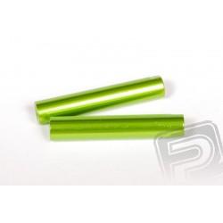 Hliníkové vzpěry/sloupky 6x33mm (2 ks.)