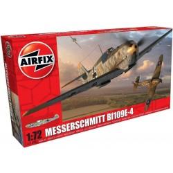 Airfix Messerschmitt Bf109E-4 (1:72)