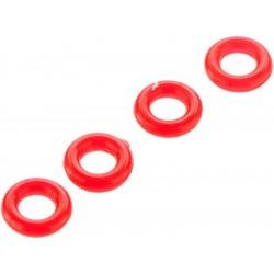 Arrma AR330245 O-kroužek P-3 3.5x1.9mm červený (4)