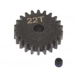 Arrma AR310483 Pastorek 22T M1 5mm ocel
