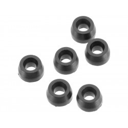 Axial AX30113 Silentblok 3.6x7x4 guma (6)