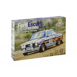 Italeri Ford Escort RS1800 MK.II Lombard RAC Rally (1:24)