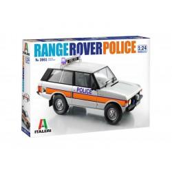 Italeri Jaguar Range Rover Police (1:24)