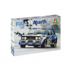 Italeri Fiat 131 Abarth Rally (1:24)