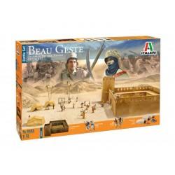 Italeri diorama - Beau Geste - Algerian Tuareg Revolt (1:72)