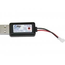 Nabíječ USB 1-článek LiPol 300mA