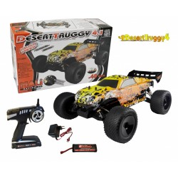 DesertTruggy 4 Brushed truggy 1:10 RTR
