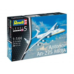 Plastic ModelKit letadlo 04958 - Antonov An-225 Mrija...