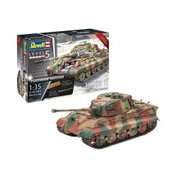 Plastic ModelKit tank Limited Edition 03275 - TIGER II...