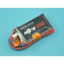 Akku LiPol XPower 300-3S ULT 50C
