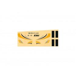 Ultra Micro Radian - samolepky