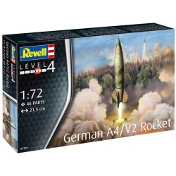 Revell německá raketa A4/V2 (1:72)