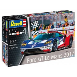 Revell Ford GT Le Mans 2017 (1:24)
