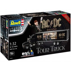 Revell Tour Truck AC/DC (1:32) (giftset)