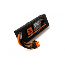 Spektrum Smart LiPo 7.4V 5000mAh 30C HC IC3