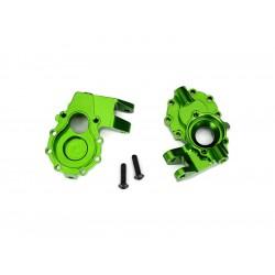 Traxxas vnitřní díl přední nápravy hliníkový zelený (2):...