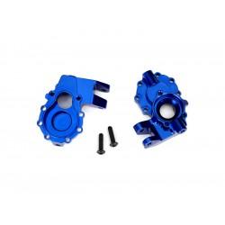Traxxas vnitřní díl přední nápravy hliníkový modrý (2):...