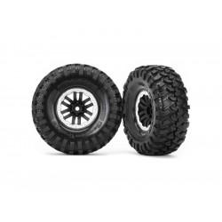 "Traxxas kolo 1.9"", disk TRX-4 Sport šedý, pneu Canyon..."