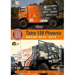 Tatra 158 Phoenix Dakar 2014-2015
