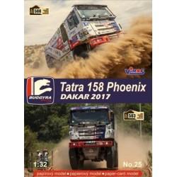 Tatra 158 Phoenix - Buggyra - Dakar 2017