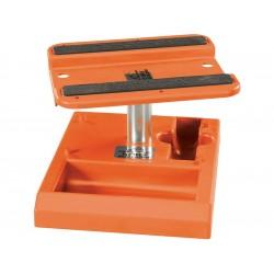 Duratrax Stojánek na auto Pit Tech Deluxe oranžový